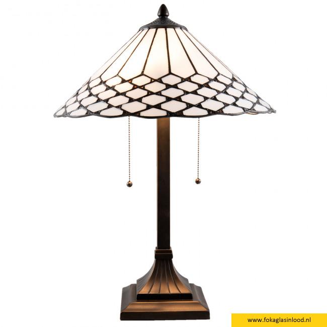 Tafellamp compleet 41cm