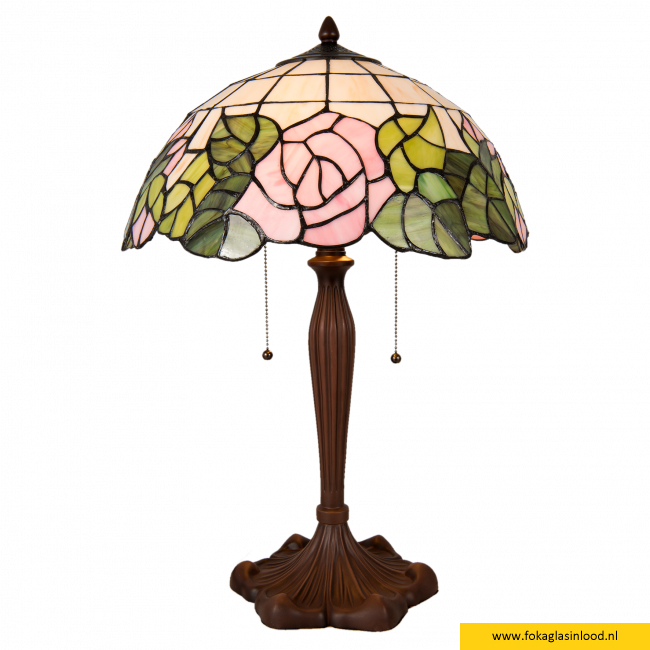 Tafellamp compleet - Tiffany Ø 40cm