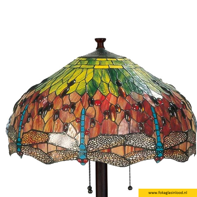Vloerlamp Libelle Nature 50 cm