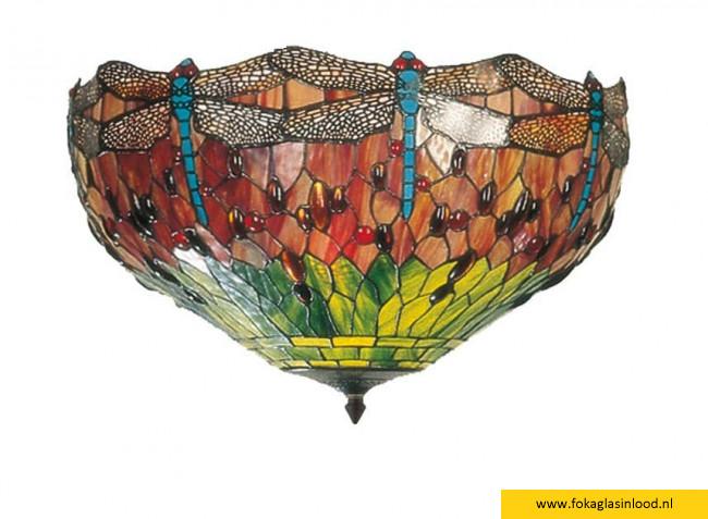 Plafondlamp Libelle Nature 40cm
