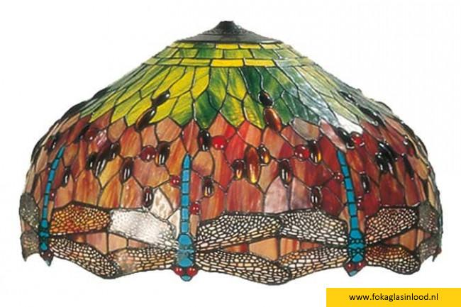 Lampenkap Libelle Nature Ø 50cm