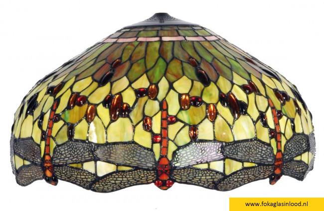 Lampenkap Libelle Groen Ø 51cm