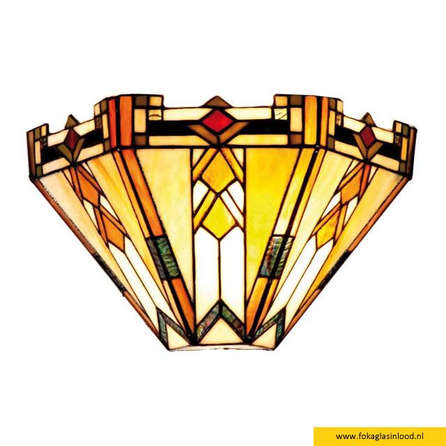 Wandlamp schelp Arrow