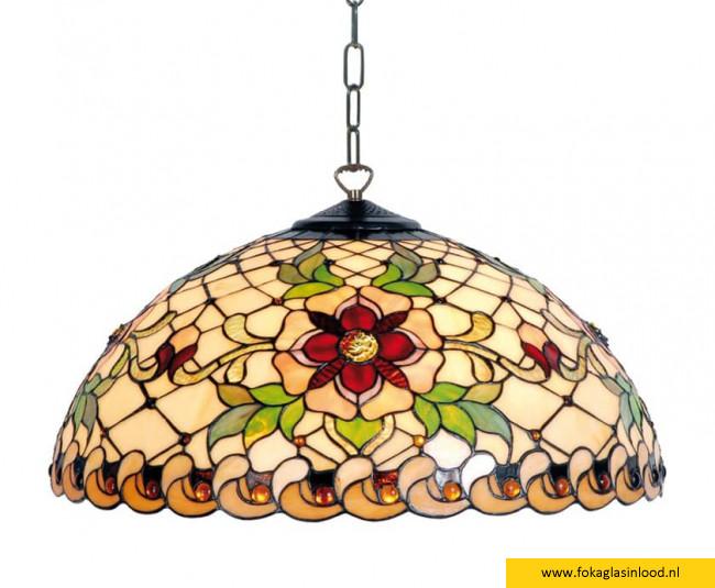 Hanglamp Victorian Flower 50cm