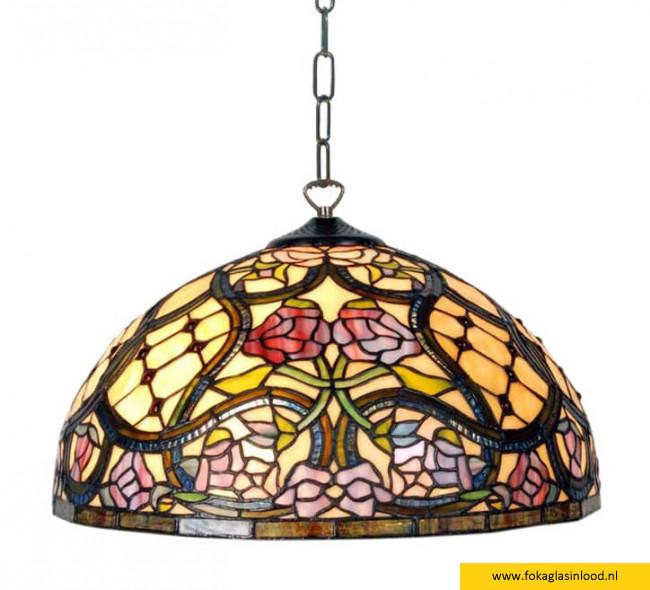 Hanglamp Victorian Rose 40cm