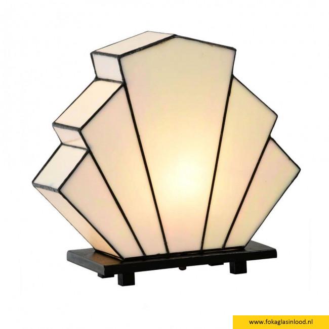 Tafellampje French Art Deco 30cm