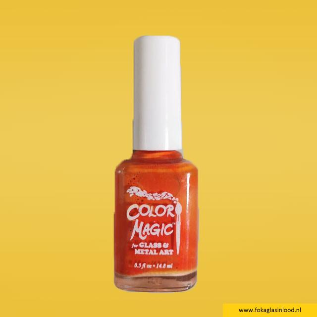 Color Magic Autumn Orange