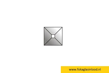 Facet vierkant 31x31 (SLB3131)