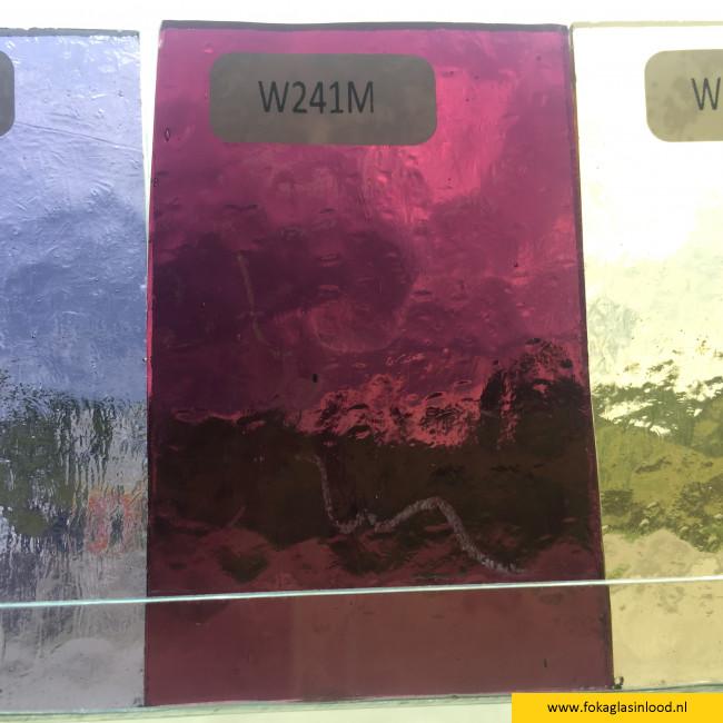 W241M (0,12m²) Paars-roze