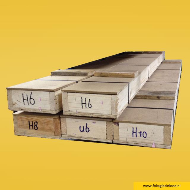 Loodprofiel kist 25kg H5