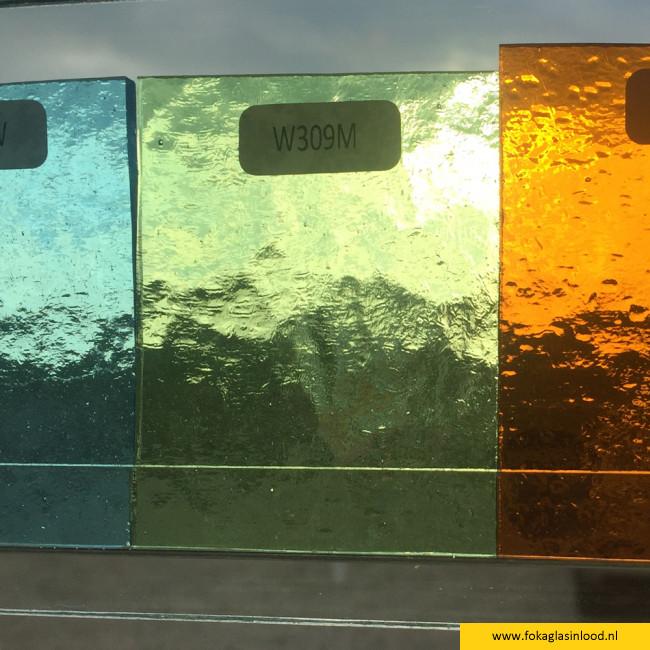 Glasmonstervoorbeeld winkel 6x7cm