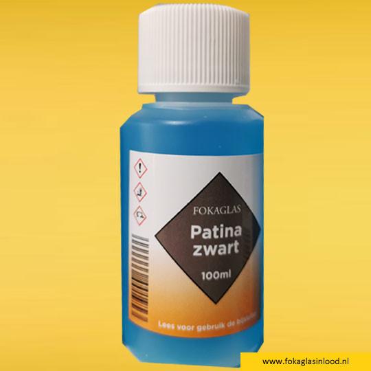 Patina zwart (100ml)