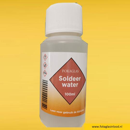 Soldeerwater 100ml