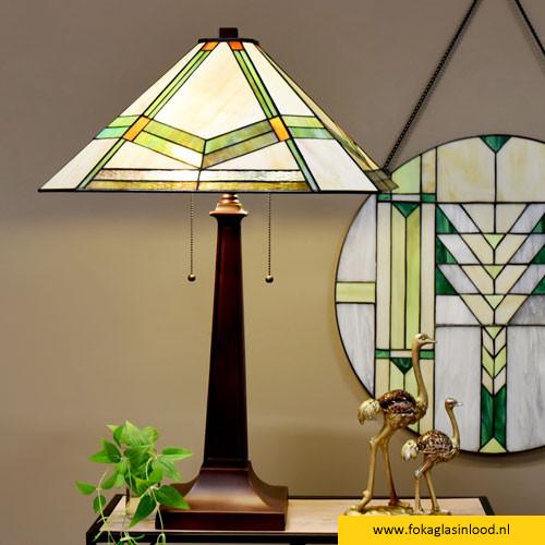 Tafellamp compleet Ø 50cm