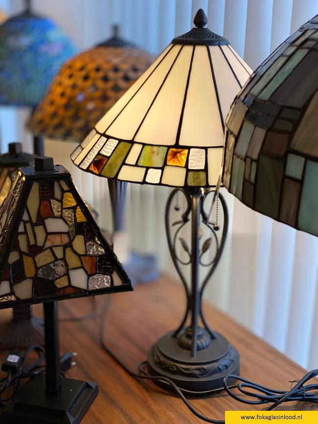 Tafellamp compleet Blocks 40cm