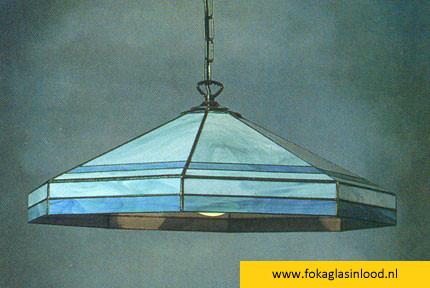 Hanglamp Foka | Carola wit-groen