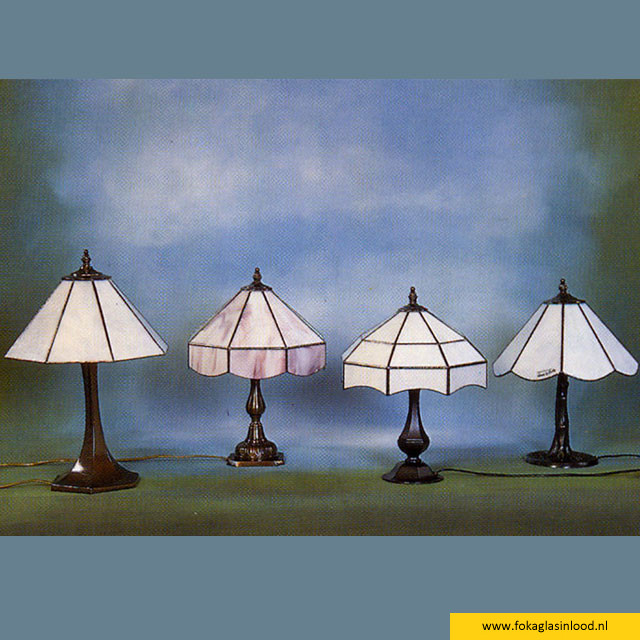 Tafellampen Foka diverse 06
