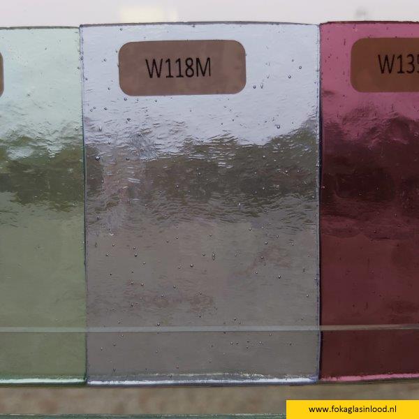 W118M (0,12m²) Blauw