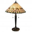 Tafellamp klassiek blad 43cm