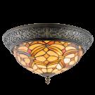 Plafondlamp Tiffany Ø 39cm