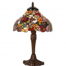Tafellamp compleet Flower 25cm