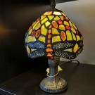Tafellampje mini Libelle Nature GREEN
