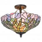 Plafondlamp 41x33 cm