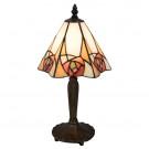 Tafellampje Roos 20cm