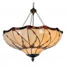 Plafondlamp 'mandje' Vlinder Filigrain