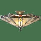 Plafondlamp Arrow 40cm (verwachte leverdatum mei 2019)