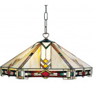 Hanglamp Art Deco Arrow 58cm