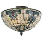 Plafondlamp Victorian Ocean 50cm