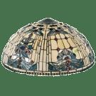 Lampenkap Victorian Ocean Ø 50cm