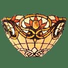 Wandlamp schelp Victorian