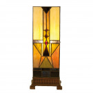 Windlicht Art Deco Star H45cm