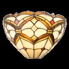 Wandlamp schelp Tiffany Royal