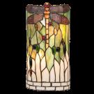Wandlamp cilinder Libelle Green