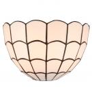 Wandlamp schelp neutraal