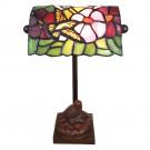 Bureaulamp vogel 15x33 cm
