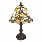 Tafellamp Tiffany druiven 31x47 cm