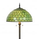 Vloerlamp groen 51cm