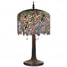 Tafellamp meerkleurig 35cm