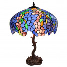 Tafellamp meerkleurig 43x61cm
