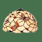 Lampenkap Vlindertuin 30cm