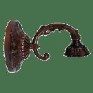 Wandlamp armatuur 15 * Ø 23 cm
