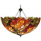 Plafondlamp 'mandje' Natuur