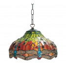 Hanglamp Libelle Nature 30cm