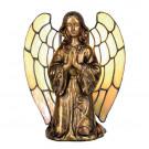 Decoratie 20x18cm engel