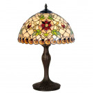 Tafellamp Victorian Flower 30 cm
