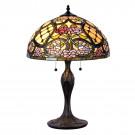 Tafellamp Victorian Rose 40 cm